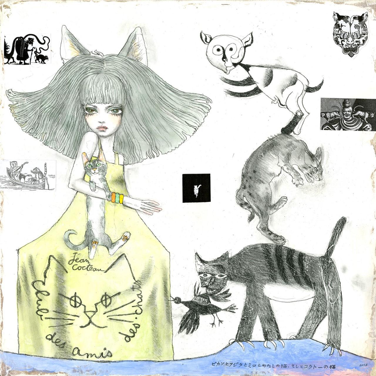 アンニュイで耽美な世界 宇野亞喜良 展「綺想曲」【今週のおすすめアート】
