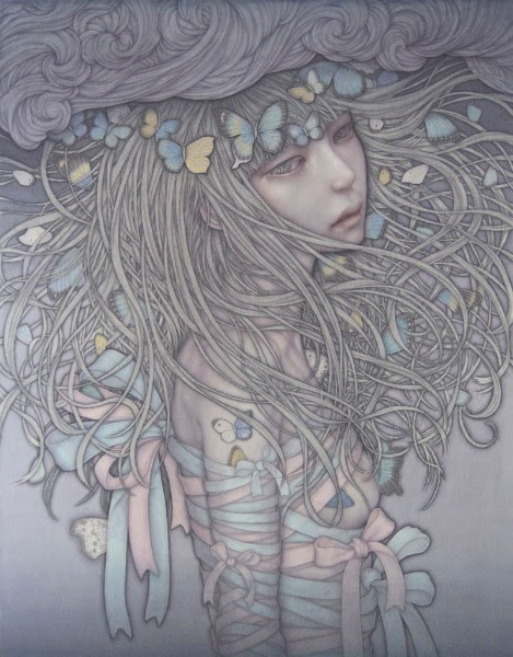 心の風景を描く 後藤温子 個展 – 空っぽの偶像 -【今週のおすすめアート】