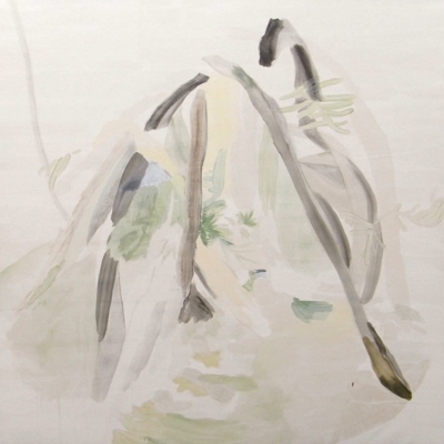 繊細な色使い 鳥巣貴美子 新作個展part II 【今週のおすすめアート】