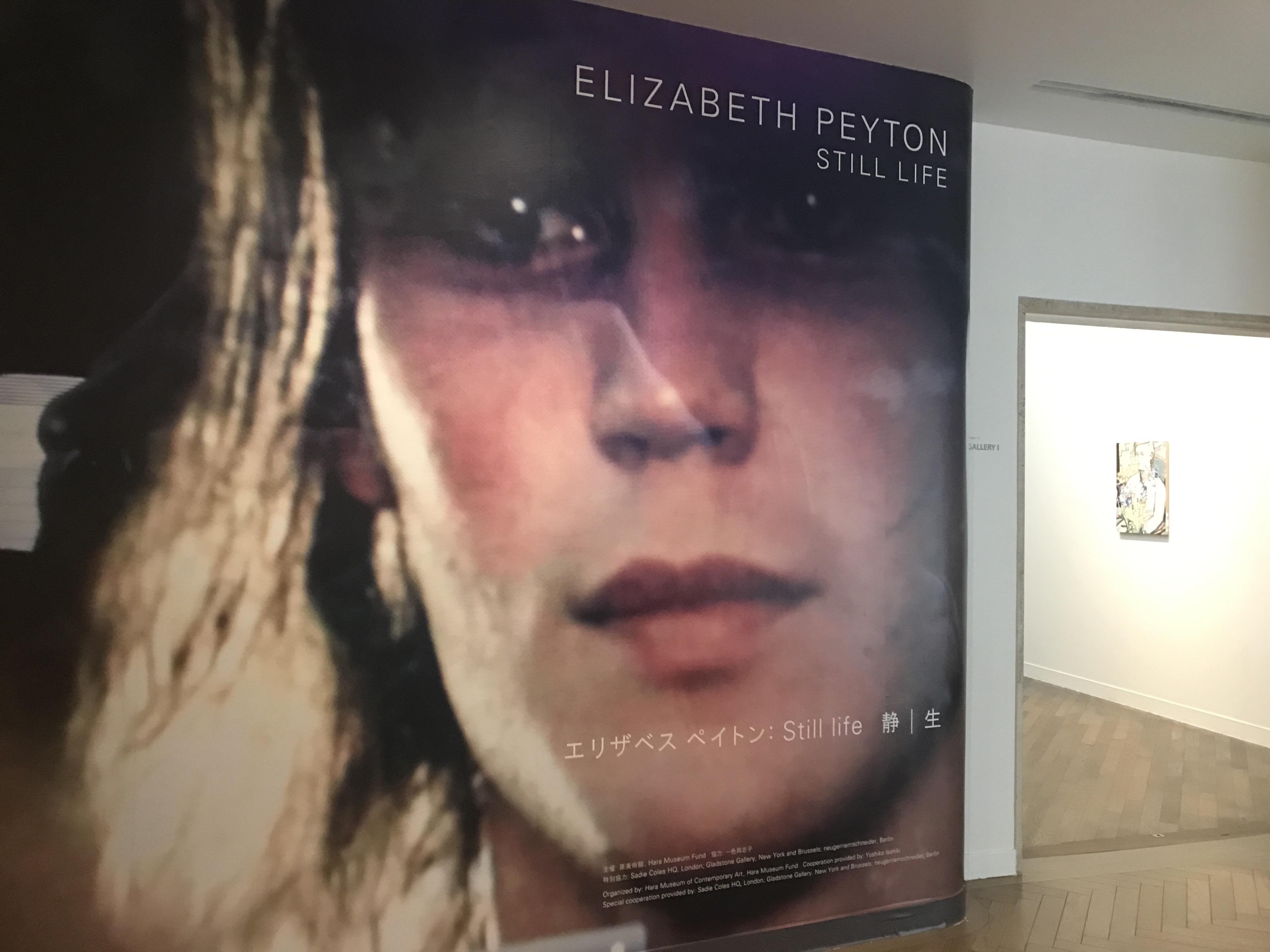 エリザベス ペイトン:Still life 静/生