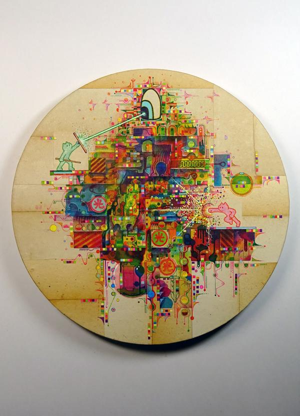 まるで夢の世界!? ネルノダイスキ個展 「Utopia」【先取りおすすめアート】