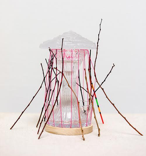 彫刻とドローイング 狩野哲郎「a tree as a city」【今週のおすすめアート】