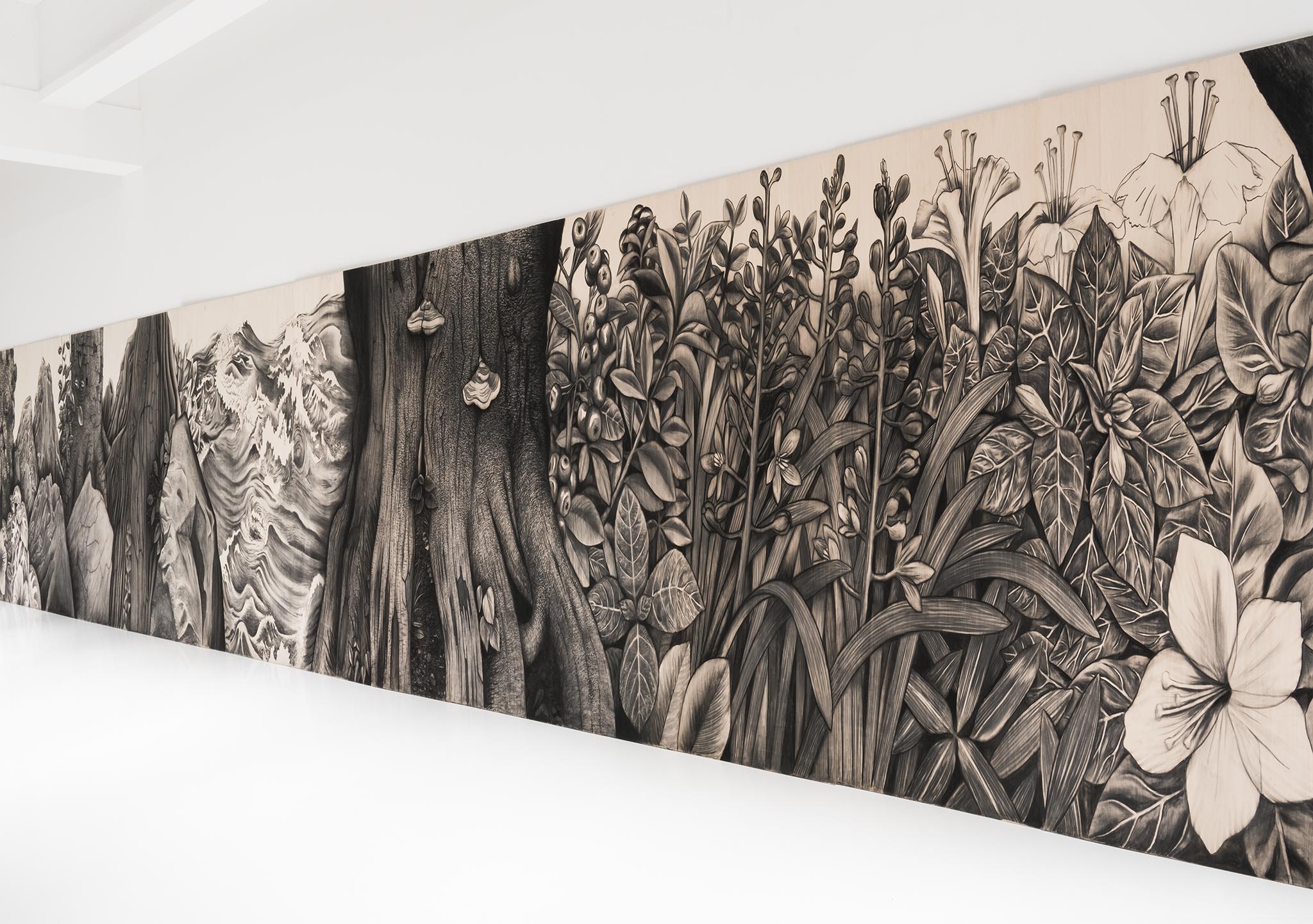 アスファルトに確かに息づく森達・佐藤直樹個展「秘境の東京、そこで生えている」【今週のおすすめアート】