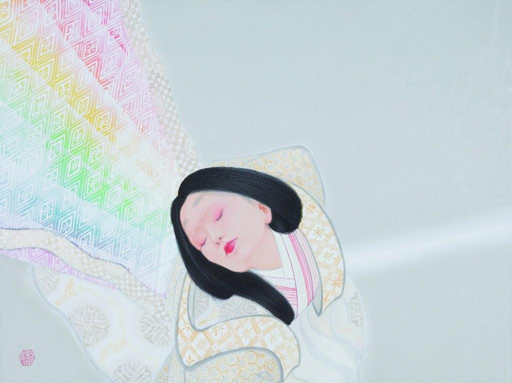 ~慎み深い日本を感じる~渡邊佳織 展「大いなる幻影」【今週のおすすめアート】