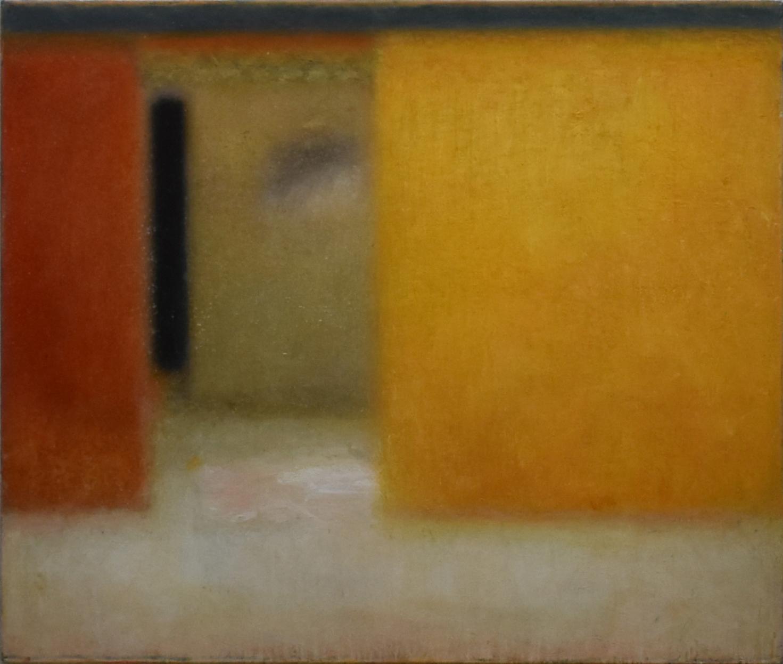 ロバート・ボシシオ個展「Paintings」一部作品を展示替えを行い、後期展示が始まります【今週のお