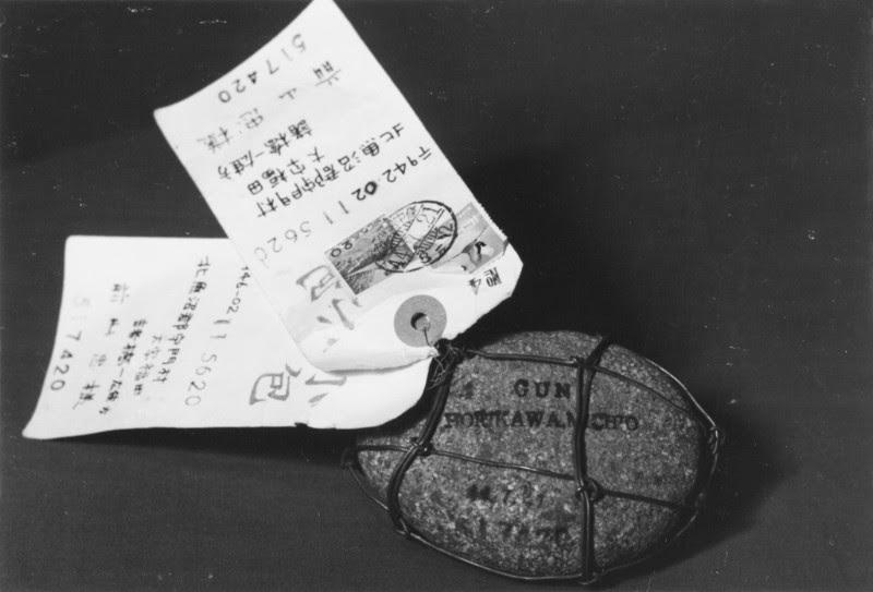 コンセプチュアル・アーティスト堀川紀夫の個展「Not a Stone's Throw」【今週のおすす