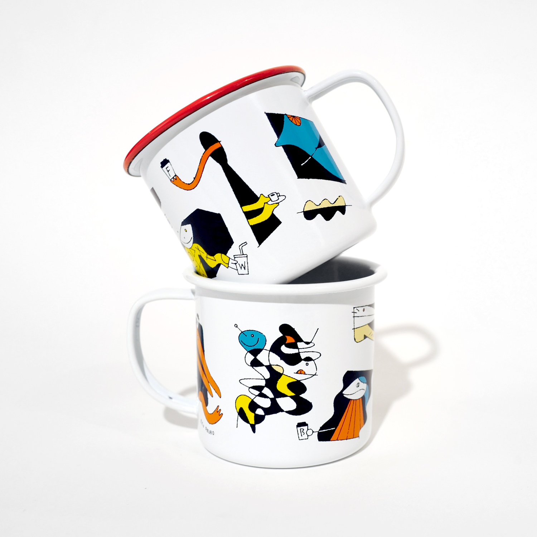 RYU OKUBO × ALCBのPOP UP SHOPが開催! 美味しいコーヒーと素敵な作品のある