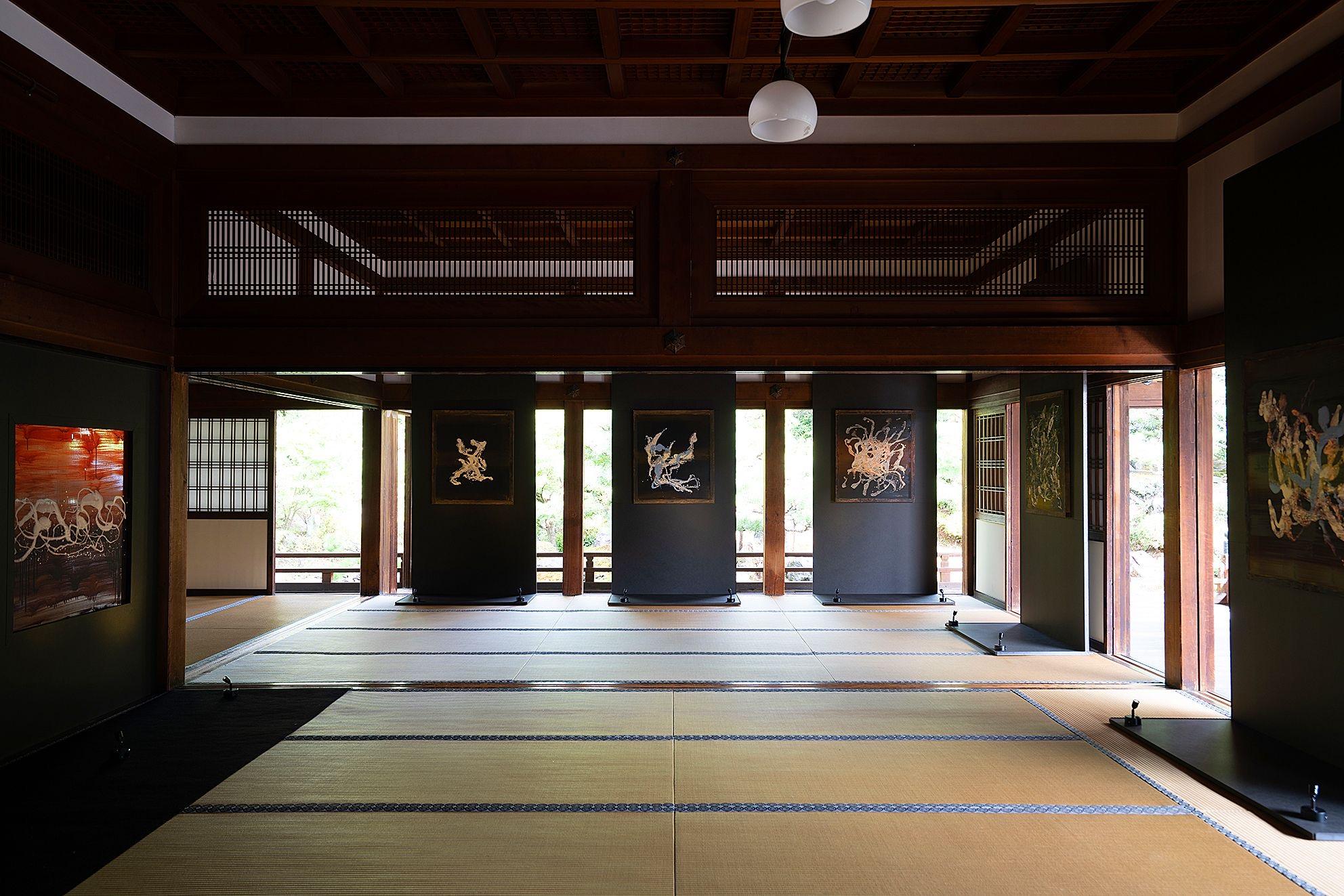 京都最古の禅寺 建仁寺にて現代アーティスト山田晋也の展覧会が9/19より開催