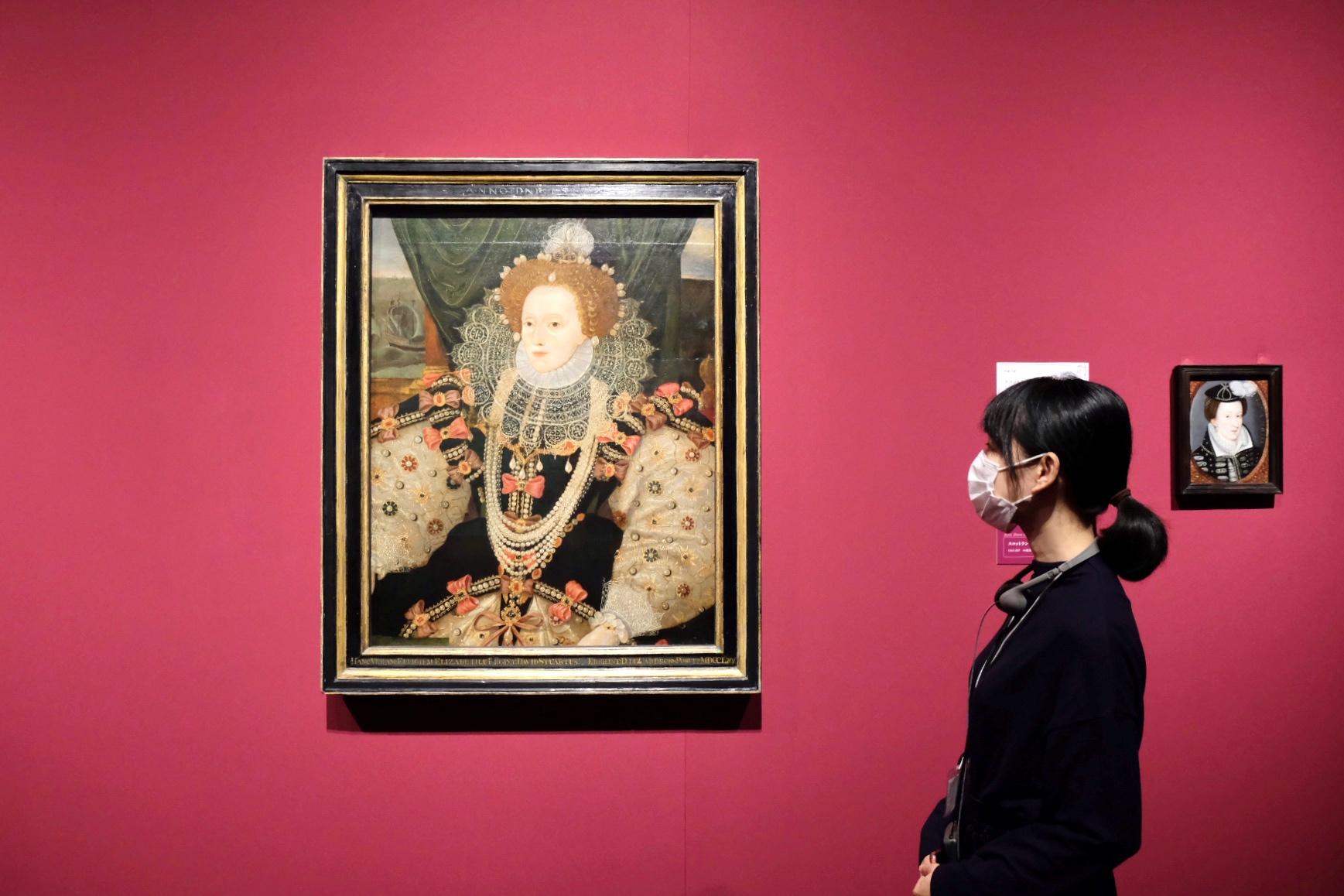 肖像画と女心 vol.2「女王エリザベスのイメージ戦略」